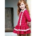 Vestido niña de Naxos