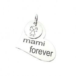 "Colgante ""mami forever"""