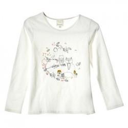 Camiseta niña de Carrement Beau