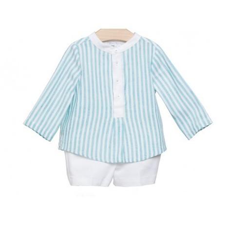 Camisa bebe niño de Fina Ejerique