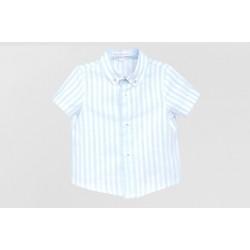 Camisa rayas niño de Fina Ejerique