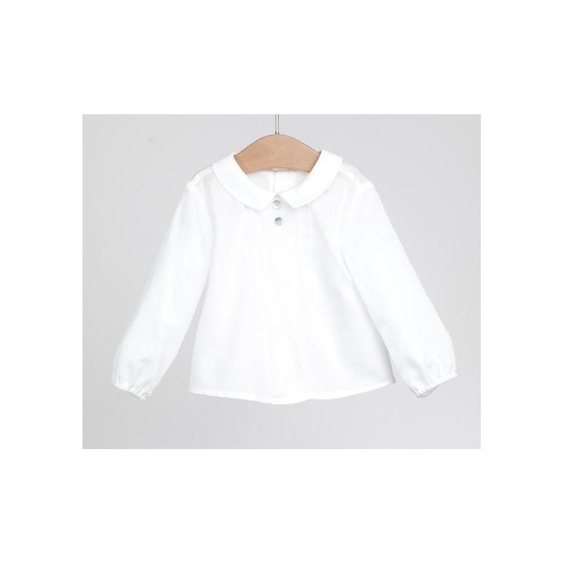 0ec6e5fce Camisa Blanca - Ropa de bebe niño – Moda infantil - Nico y Nicoletta