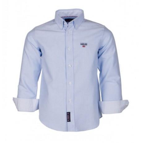 CAMISA NIÑO (lion camisa azul)