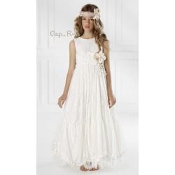Vestido Davinia Cap-Ras