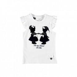 Camiseta niña de Le Chic