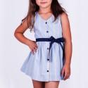 Vestido niña Nerea de La Jaca