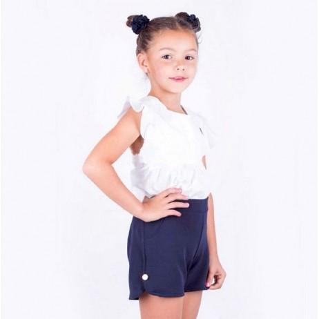 Short niña Donna de La Jaca
